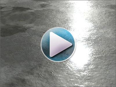 まず波紋の動画素材を作ろう